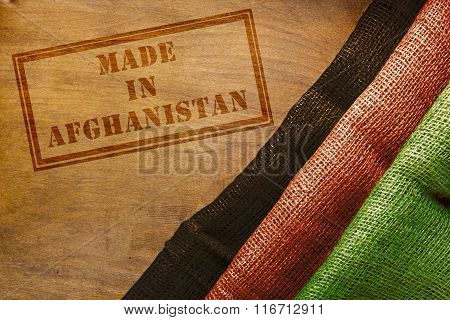 Made In Afghanistan