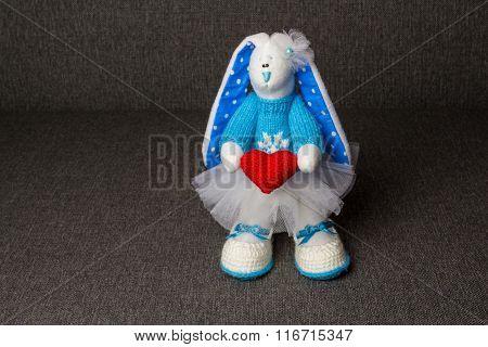 Bunny Soft Toy.