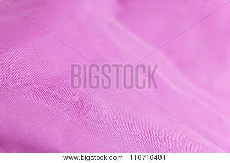 Pink Fabric Blur