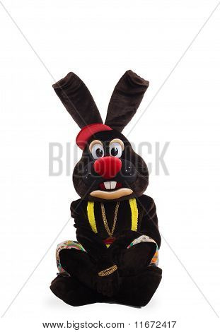 Maskottchen Bunny-Kostüm
