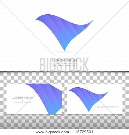 Abstract Creative concept vector image logo of real estate for web and mobile applications isolated