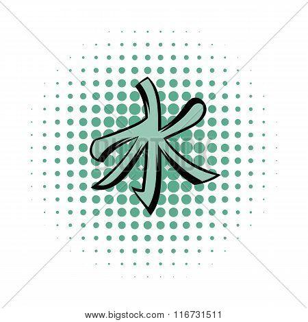 Confucianism comics icon