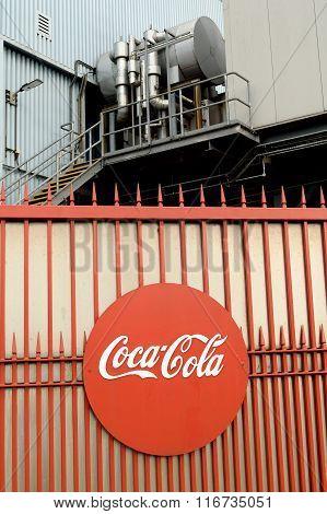 Coca Cola factory