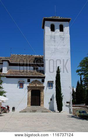 San Miguel Church, Granada.