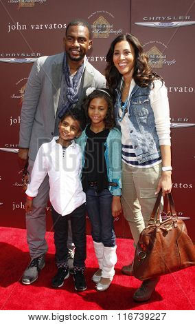Bill Bellamy at the John Varvatos 9th Annual Stuart House Benefit Presented By Chrysler And Hasbro held at the John Varvatos Boutique, California, United States on March 11, 2012.
