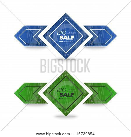 Big sale circle stickers
