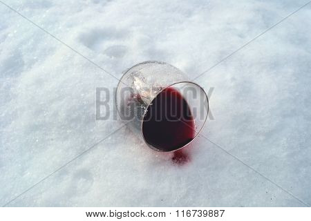 The Wine In The Snow