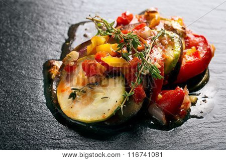 Traditional French Ratatouille