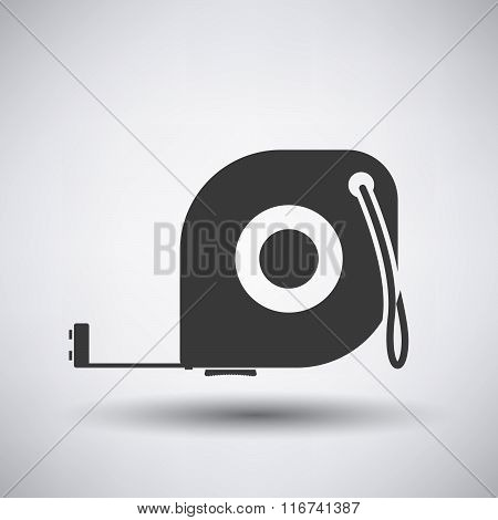 Constriction Tape Measure Icon