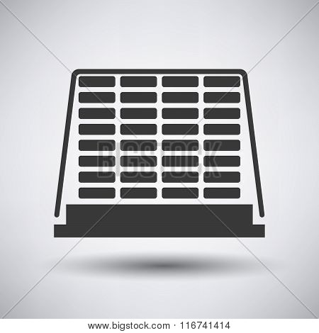 Construction Pallet Icon