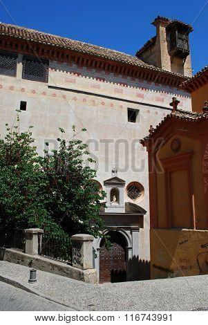 Casa de Castril, Granada.
