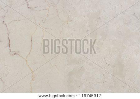Beige Marble Stone Wall Texture.