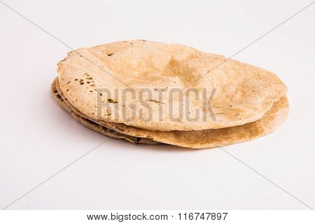chapati or indian bread