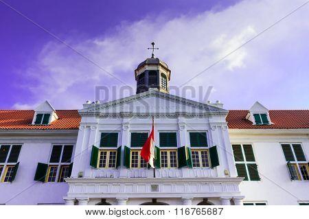 Cultural Heritage Of Old Jakarta