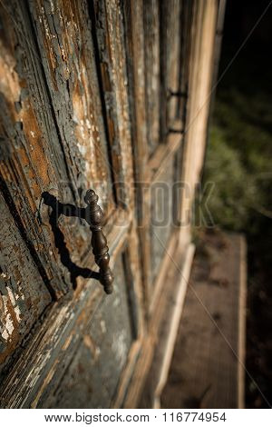 A Oldest Door