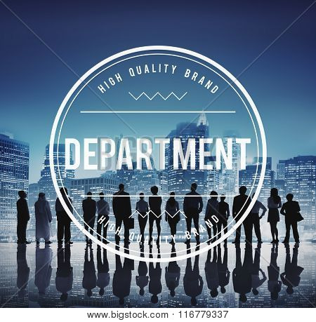Department Agency Division Domain Expertise Office Concept