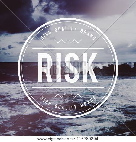Risk Management Forecast Opportunity Unsure Concept