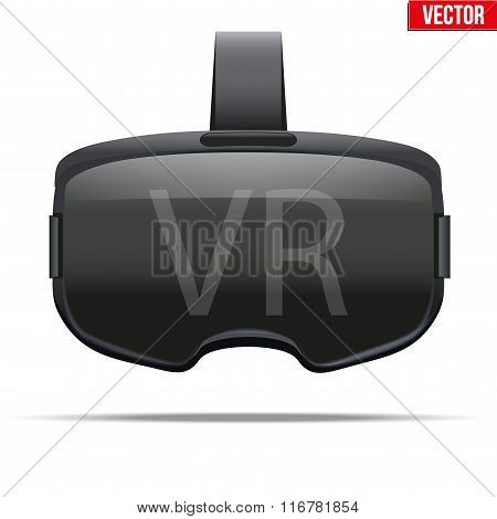 Original stereoscopic 3d VR headset