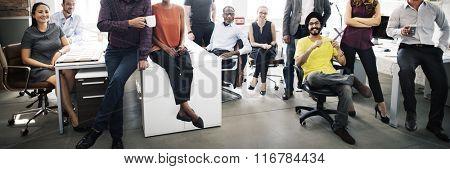 Collaboration Communication Togetherness Work Concept