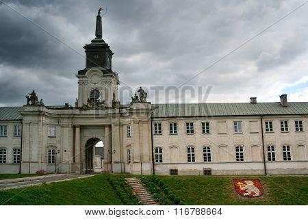 Radzyn Podlaski Palace