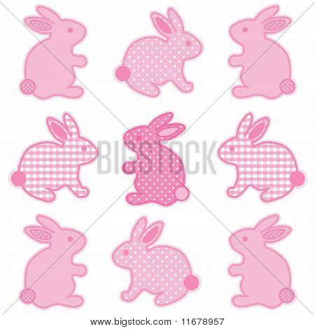 Easter Bunny Rabbits