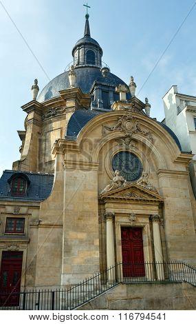 The Temple Du Marais, Paris.