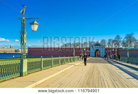 The Ioanovsky Bridge