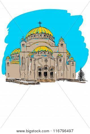 Orthodox Church Building