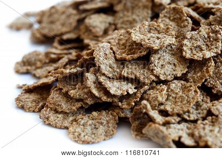 Wheat Bran Breakfast Cereal.