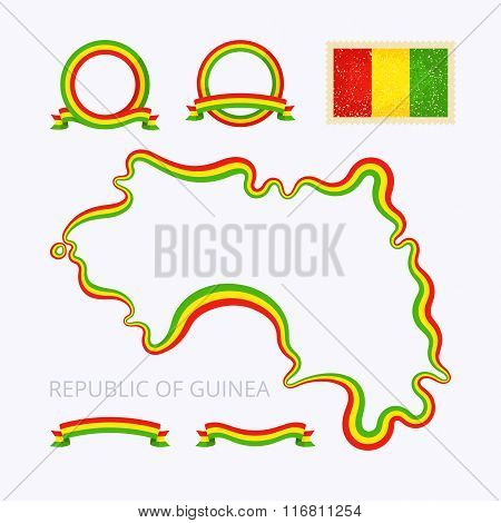 Colors Of Guinea