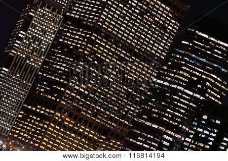 Windows Of Manhattan.