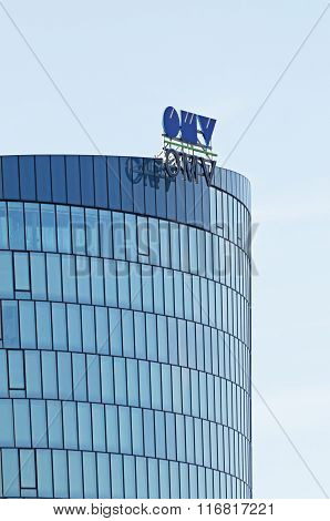 Austrian oil and gas company OMV.