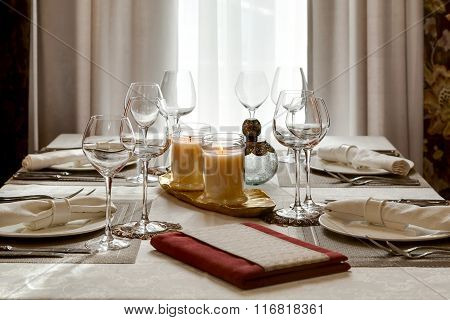 The Laid Table