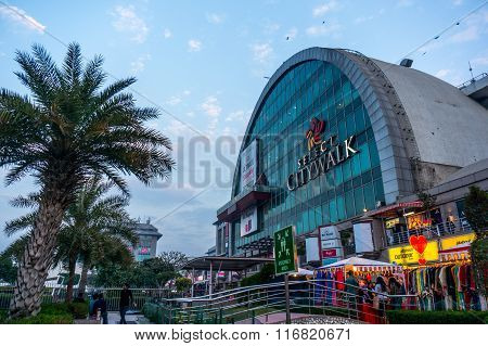 Exterior of Select citywalk delhi