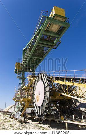 Part Construction Quarry Mechanism