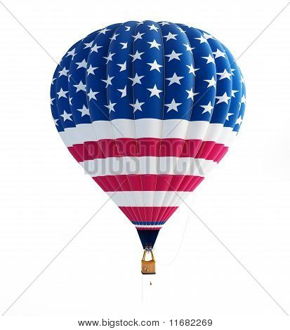Hot Air Balloon Usa