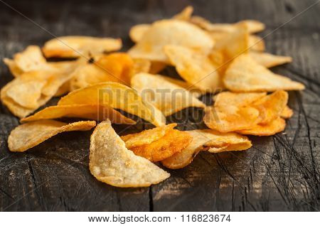 Chips, A Lot Of Chips