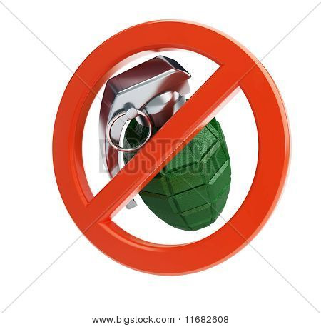 No War / No Grenade