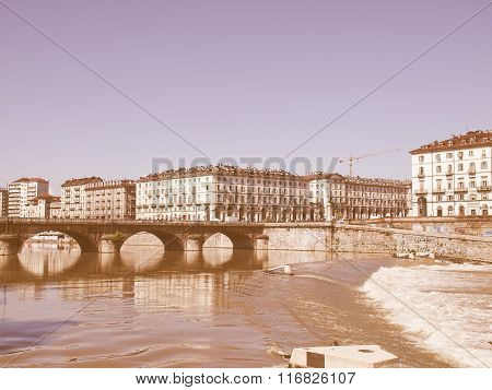 Piazza Vittorio, Turin Vintage