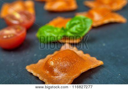 Tomato Ravioli