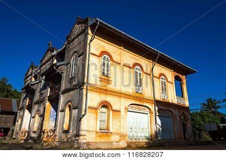 Old Building Idyllic