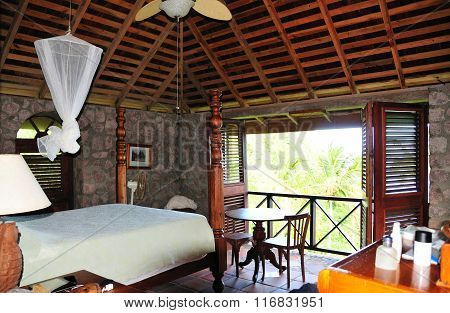 Bedroom In Paradise
