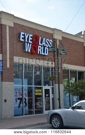 Eyeglass World Store