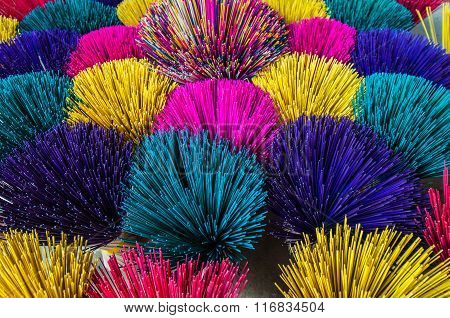 Colors of Incense