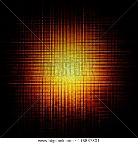 Grid texture abstract orange background