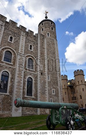 Tower Of London Cannon