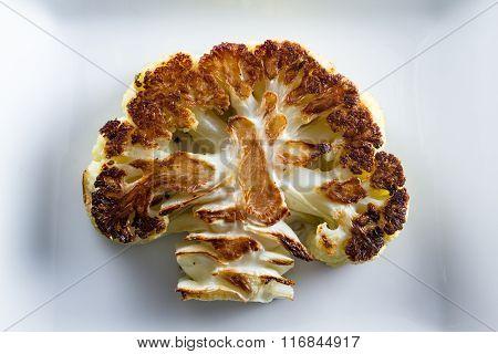 Fresh Roasted Cauliflower