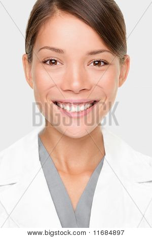 Woman Pharmacist