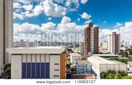 Penha, a neighborhood in Sao Paulo, Brazil