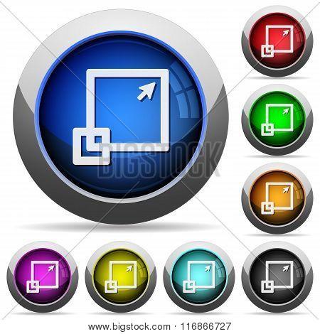 Maximize Window Button Set
